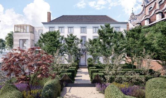 Huis van Hamme: exclusief wonen in Brugge - Dubois Control